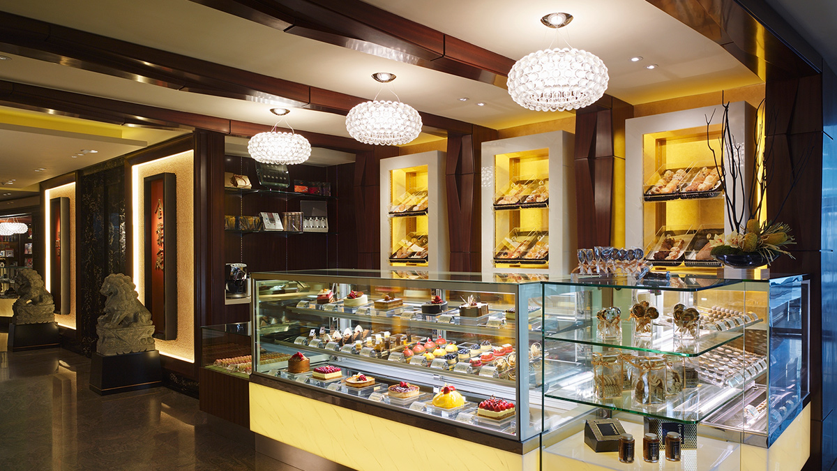 饼店及礼品廊