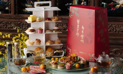 CNY Tea set with MingCha